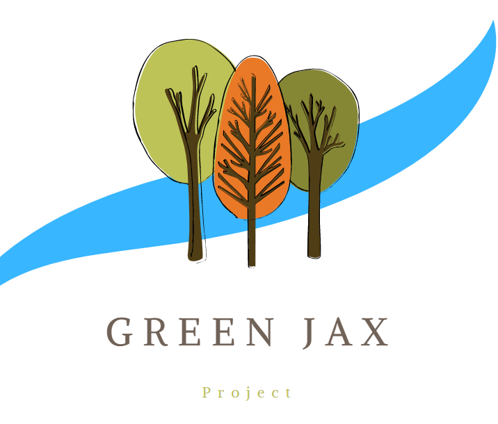 Green Jax Project logo
